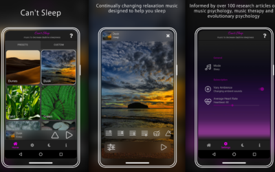 Can't Sleep – The best Android Google Play store App for sleep (2019)